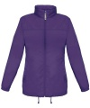 Dámská bunda B&C Ladies Windbreaker