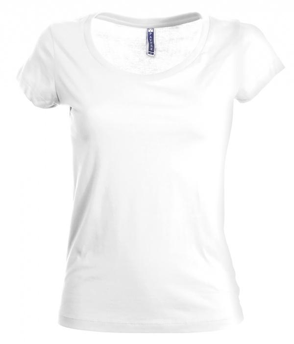 52e33f492e54 GastroPEX.cz - Dámské triko s krátkým rukávem Backfire PAYPER Bílá