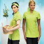 Dámská tunika Premier Workwear Beauty & Spa Tunic Orchid